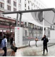 BART Canopy & Escalator Projects